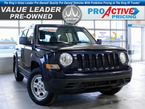 2015 Jeep Patriot Sport  - Bluetooth -  Cruise Control