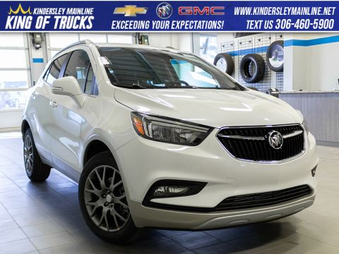 2019 Buick Encore Sport Touring  - Sunroof - Navigation