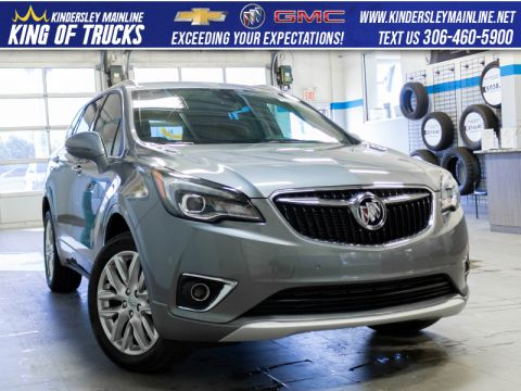 2020 Buick Envision Premium  -  Leather Seats
